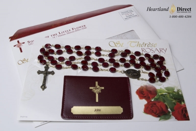 Catholic Rosary Prayer Package